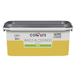 Colours Golden Rays Silk Emulsion Paint 2.5L