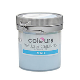 Colours Maritime Matt Emulsion Paint 50ml Tester Pot