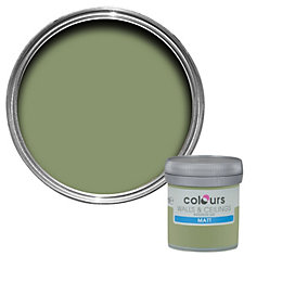 Colours Pastures Matt Emulsion Paint 50ml Tester Pot