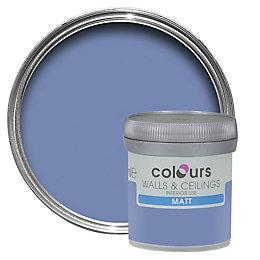 Colours Quay West Matt Emulsion Paint 50ml Tester