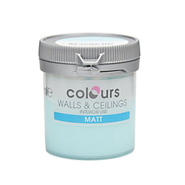 Colours Chance Matt Emulsion Paint 50ml Tester Pot