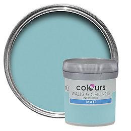 Colours Chance Matt Emulsion Paint 50ml Tester Pot