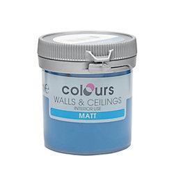 Colours Nirvana Matt Emulsion Paint 50ml Tester Pot