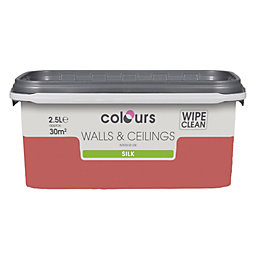 Colours Mai Tai Silk Emulsion Paint 2.5L