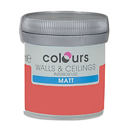 Colours Mai Tai Matt Emulsion Paint 50ml Tester