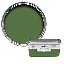 Colours Sherwood Silk Emulsion Paint 2.5L