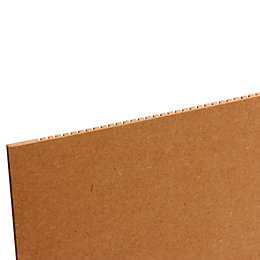 MDF Bendy Board (Th)6mm (W)607mm (L)1220mm Pack 6