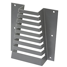 Form Twinslot Dark Grey Spanner Holder
