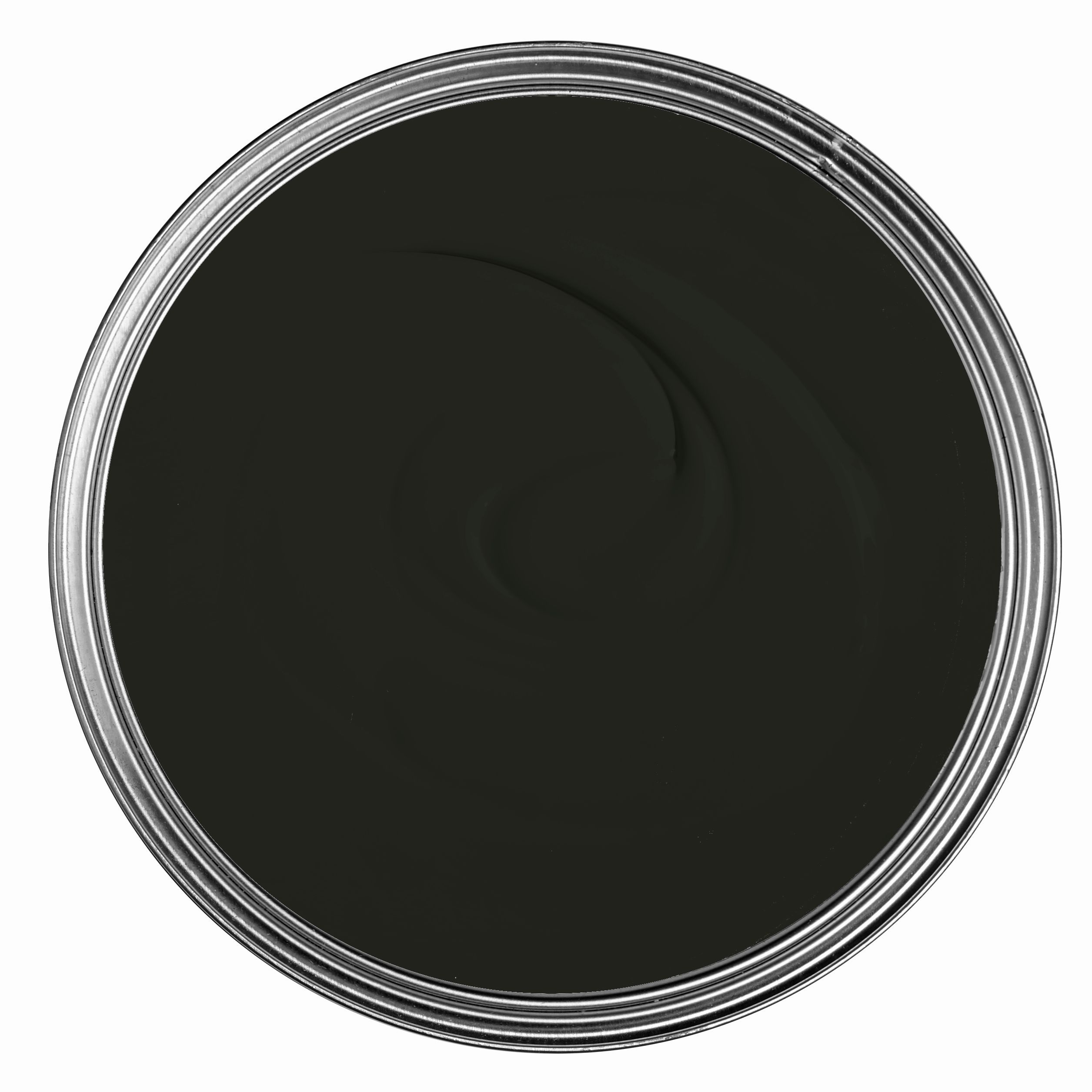 Colours Black Matt Chalkboard Paint 2l Departments Diy