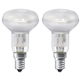 Sylvania Small Edison Screw Cap (E14) 18W Halogen