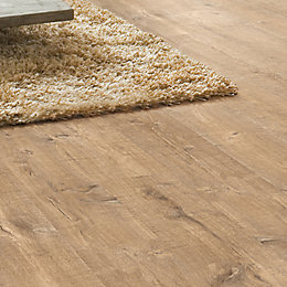 Espressivo Natural Saw Cut Effect Laminate Flooring 1.83