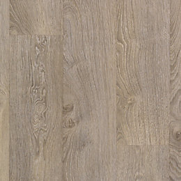 Calando Light Grey Oak Effect Laminate Flooring Sample