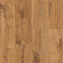 Andante Oak Effect Laminate Flooring Sample