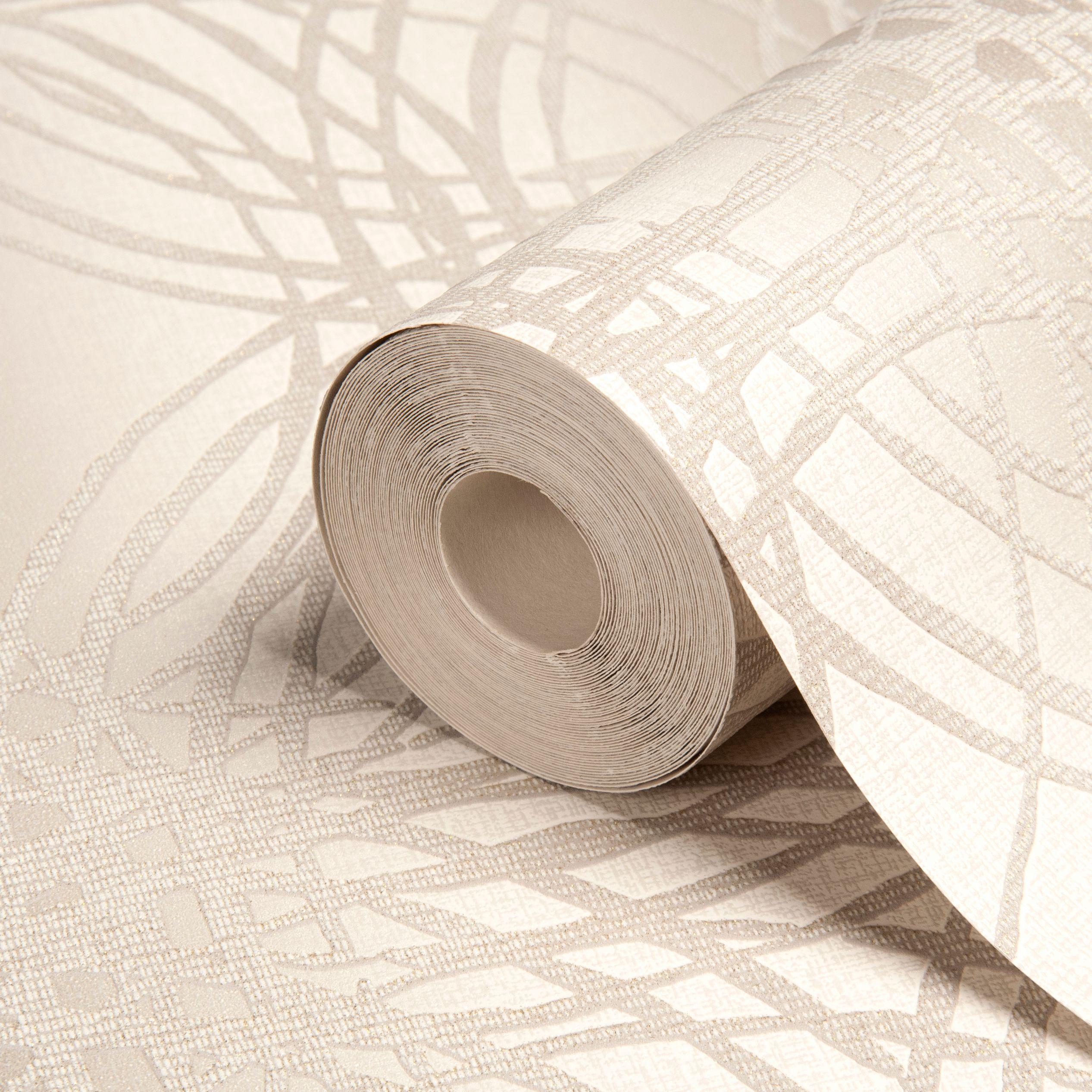 leon taupe wallpaper b q