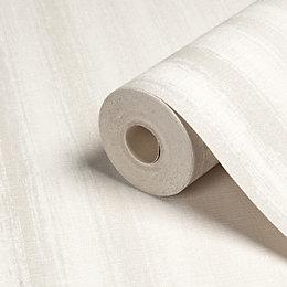 Ideco Royal House Clear Spirit White Stripe Shimmer