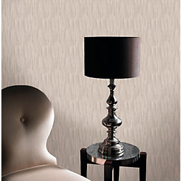 Taupe Silk Wallpaper