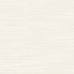 Cream Jute Wallpaper