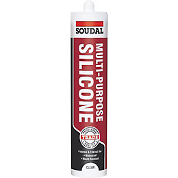 Soudal Multi-Purpose Clear Sealant