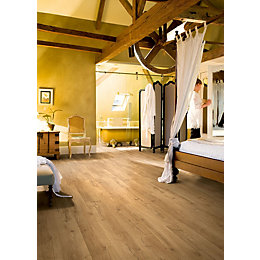 Aquanto Oak Natural Look Laminate Flooring 1.835 m²
