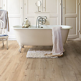 Aquanto Classic Oak Beige Natural Look Laminate Flooring