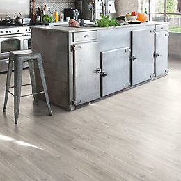 Quick-Step Paso Oak Grey Effect Matt Waterproof Luxury