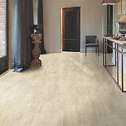Lima Beige Travertine Effect Waterproof Luxury Vinyl Flooring