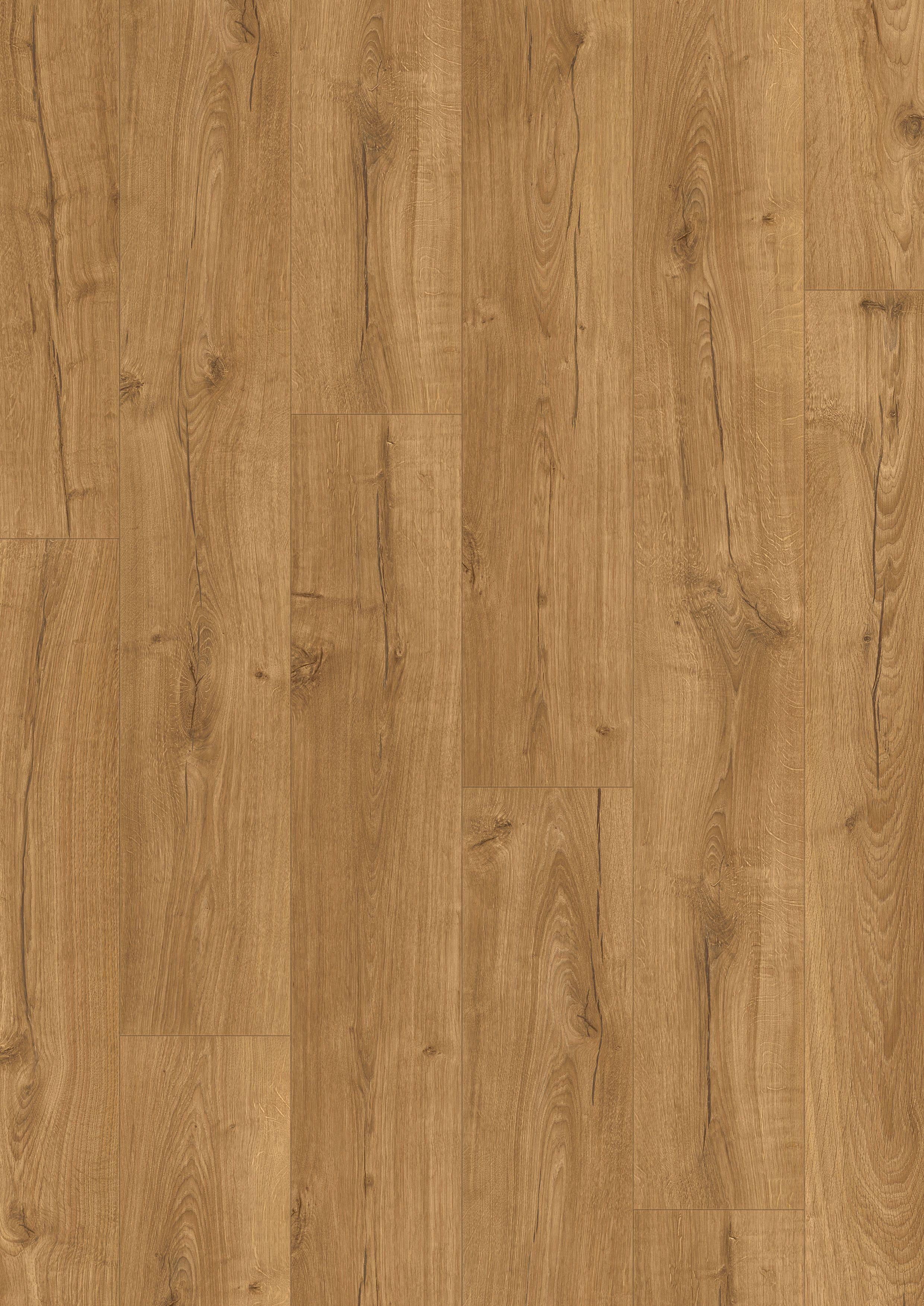 Aquanto Oak Natural Look Laminate Flooring Sample