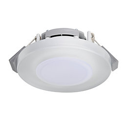 Idual Argon Glass LED Recessed Downlight 7.30 W