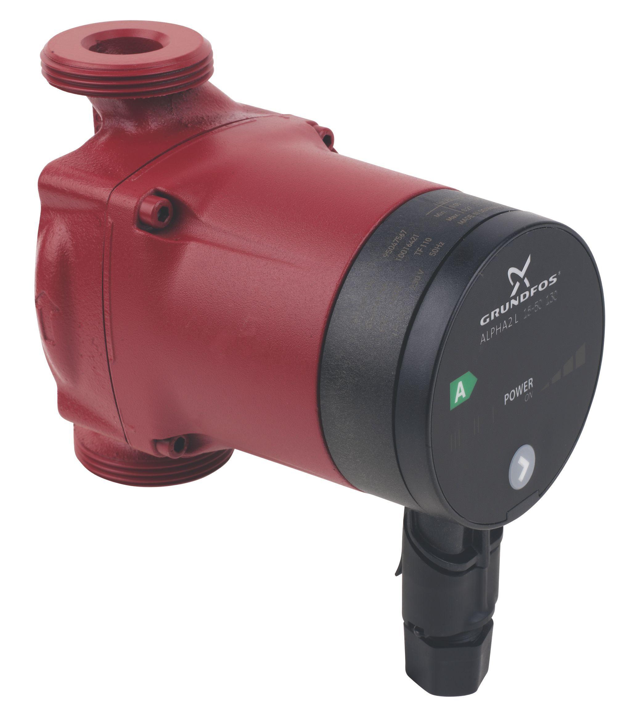 Grundfos Alpha Circulating Pump 19kg 230V Departments