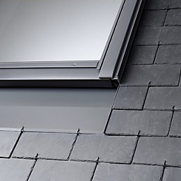 Velux Twin Slate Flashing (H)160mm (W)940mm