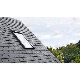 Velux Single Slate Flashing (H)1180mm (W)114mm
