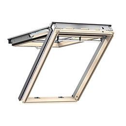 Pine Top Hung Roof Window (H)1600mm (W)940mm