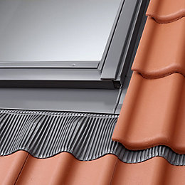 Velux Twin Tile Flashing (H)1180mm (W)550mm