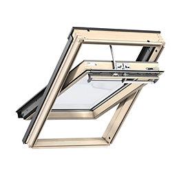 Pine Centre Pivot Roof Window (H)1600mm (W)940mm