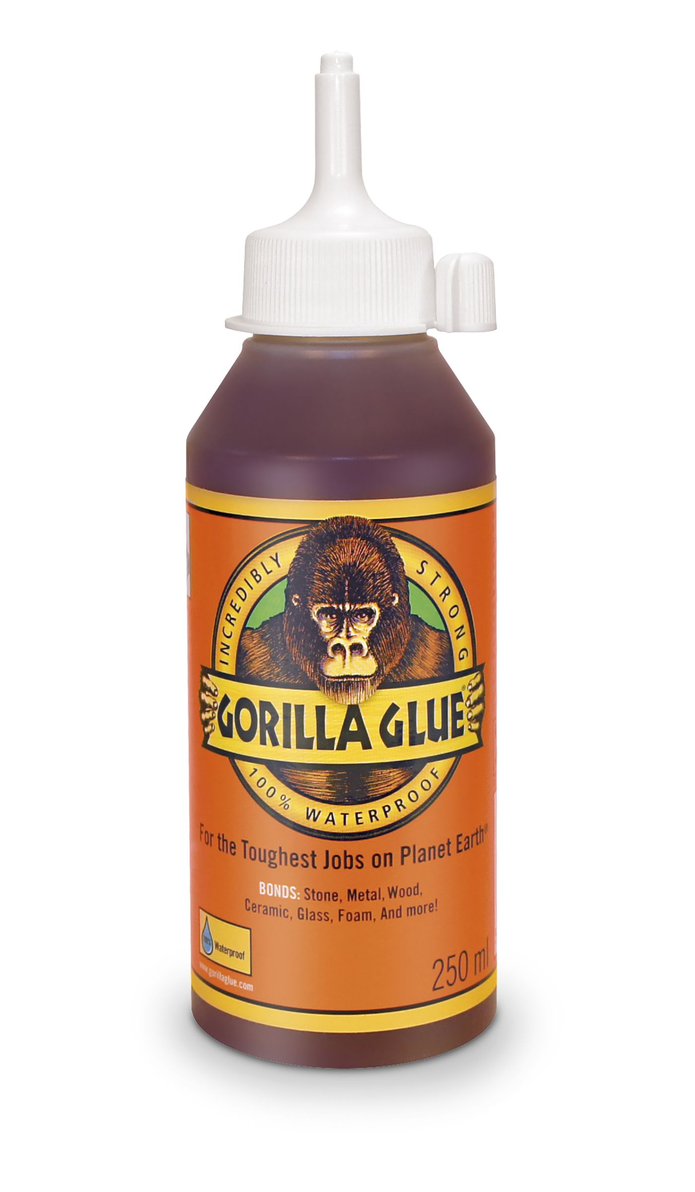 Gorilla Glue 250ml Departments Diy At B Amp Q