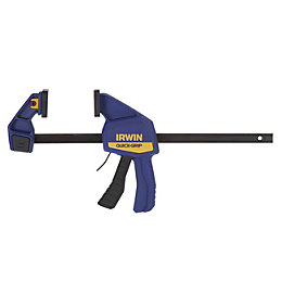 "Irwin Quick-Grip 12"" Quick-Change Bar Clamp"