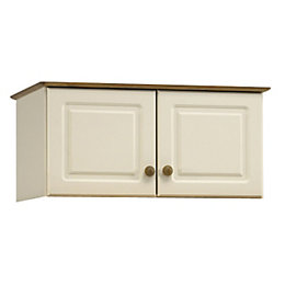 Oslo Cream 2 Door Top Box (H)416 mm