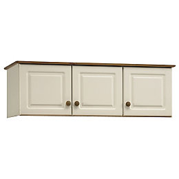 Oslo Cream 3 Door Top Box (H)416 mm