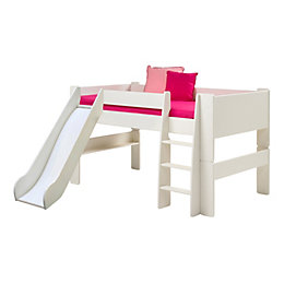 Wizard Wizard Mid Sleeper Bed with Slide