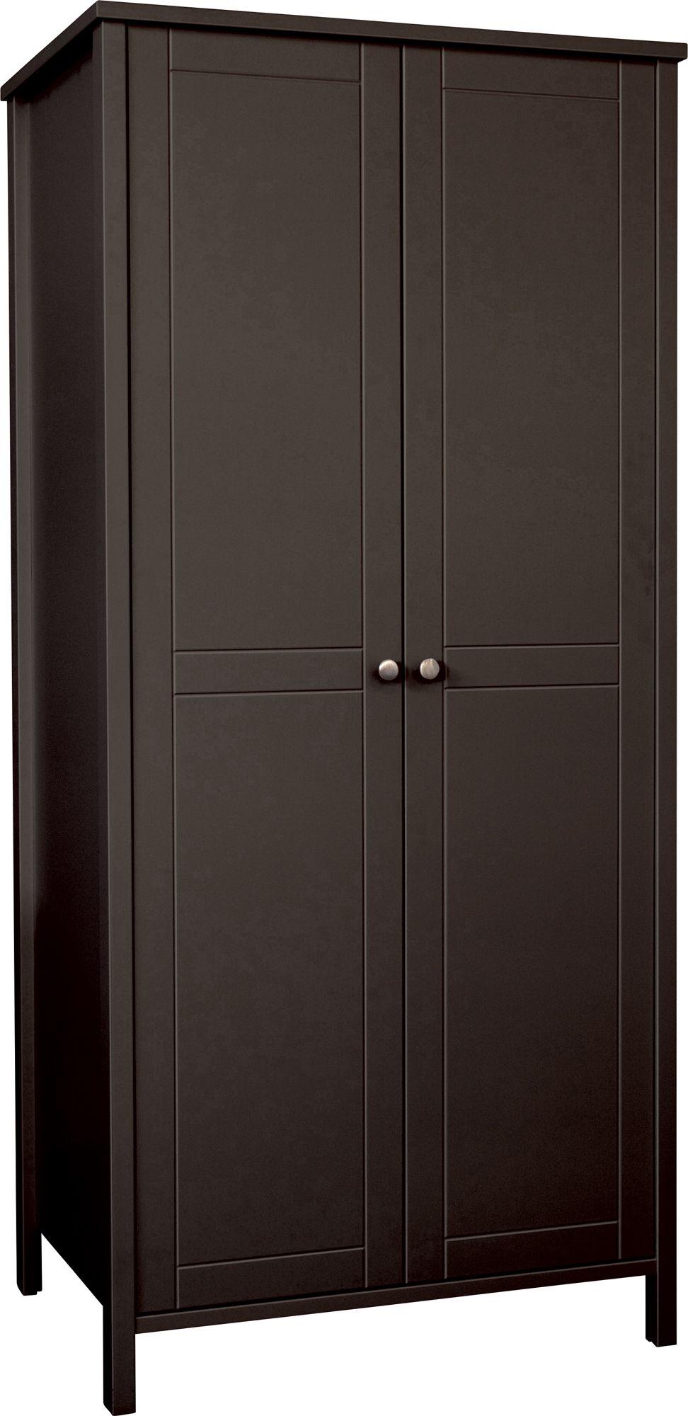 Bergen coffee 3 door wardrobe h 1950 mm w 900 mm for Bergen garage door