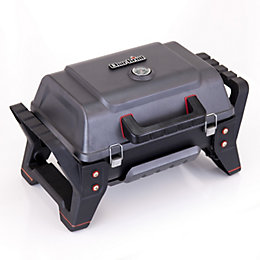 Charbroil X200 Grill2Go 1 Burner Gas Smoker Barbecue