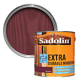 Sadolin Mahogany Woodstain 2.5L