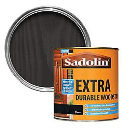 Sadolin Ebony Wood Stain 1L