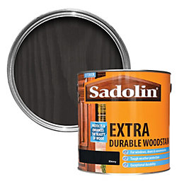 Sadolin Ebony Wood Stain 2.5L