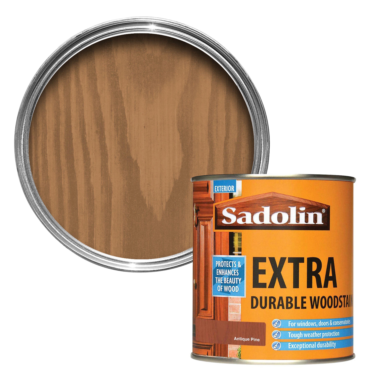 Sadolin antique pine woodstain 0 5l