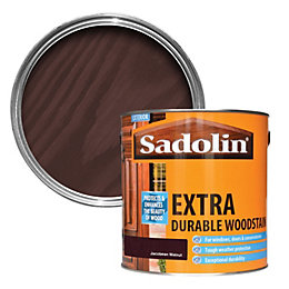Sadolin Jacobean Walnut Woodstain 2.5L