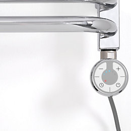 Terma Chrome 200W Thermostatic Heating Element