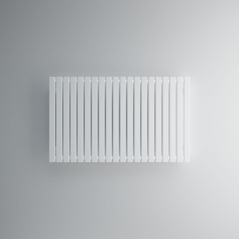 Terma Winchester Horizontal Radiator Soft White Matt, (H)600