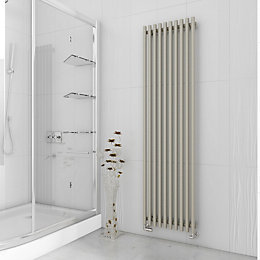 Terma Tune Vertical Radiator California Beige, (H)1800 mm