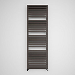 Terma Salisbury Noble Brown Towel Radiator (H)1635mm (W)540mm